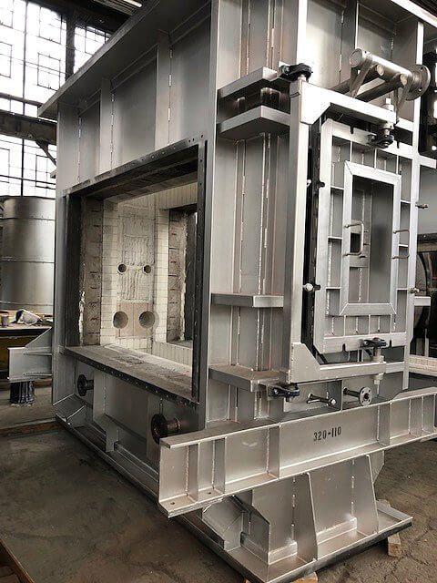 NUCOR Galvanizing line